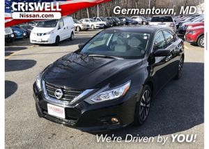 2018 Nissan Altima for Sale in Gaithersburg, MD