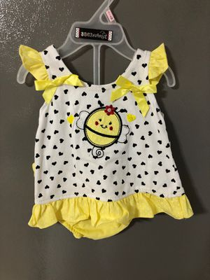 3/6 Months Old Baby Girl Summer Clothe for Sale in Hialeah, FL