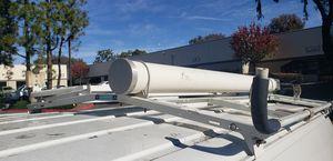 Ladder rack storage tube for Sale in San Diego, CA