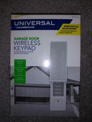 Wireless Garage Door Keypad for Sale in Murfreesboro, TN