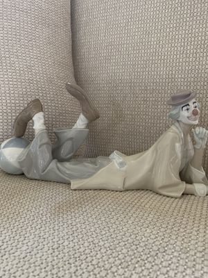 "Lladro Figurine MINT 4618 ""Clown Laying Down"" for Sale in Boynton Beach, FL"