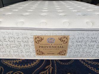Like Bew Full Size Stearns Foster Bed for Sale in Lynnwood,  WA