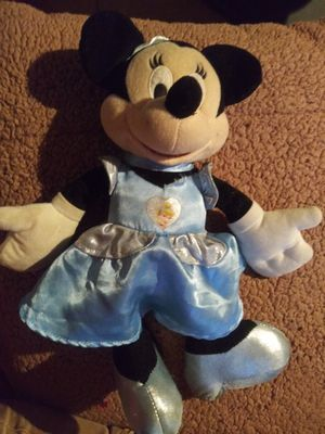 Collectible Disney World Mickey Mouse Cinderella dress plush toy for Sale in Hawthorne, CA