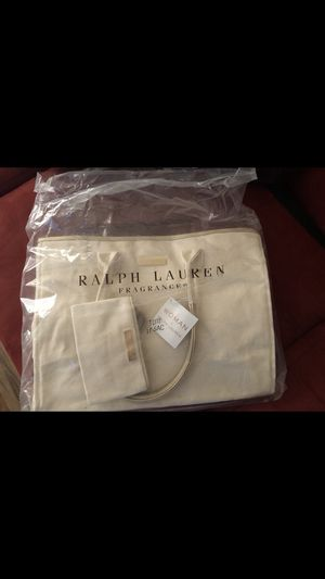 Brand new Ralph Lauren tote bag set for Sale in West Haven, CT