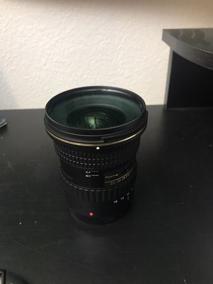 Tokina 11-16mm Great condition for Sale in Issaquah, WA