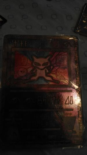 Mew pokemon card for Sale in Roswell, GA