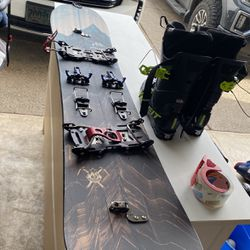 Joes Split Board With Dynafit Size 12 Boots for Sale in West Linn,  OR