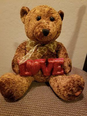 Singing Teddy Bear for Sale in Chandler, AZ