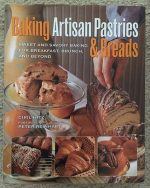 Baking Artisan Pastries and Breads for Sale in Irvine, CA