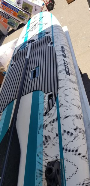 Perfect conditions Scott burke Voyager SUP for Sale in Phoenix, AZ