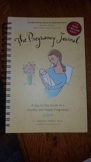 NEW THE PREGNANCY JOURNAL for Sale in Arnold, MO