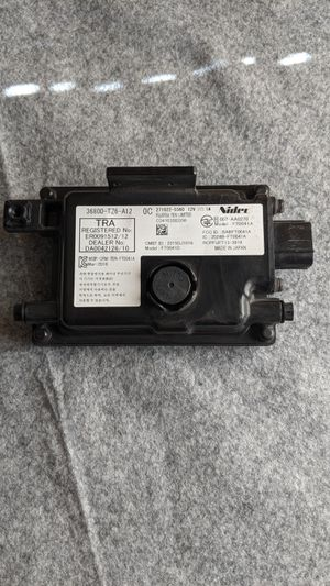 Genuine Acura 36800-TZ6-A12 for Sale in Linden, NJ