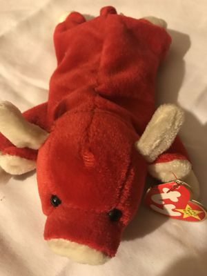 Ty beanie baby Red Bull snort for Sale in Dumfries, VA