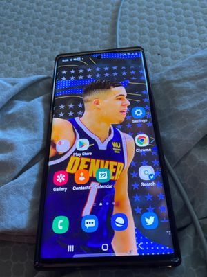 Note 10 plus T-Mobile or metropcs good condition for Sale in Gunnison, CO
