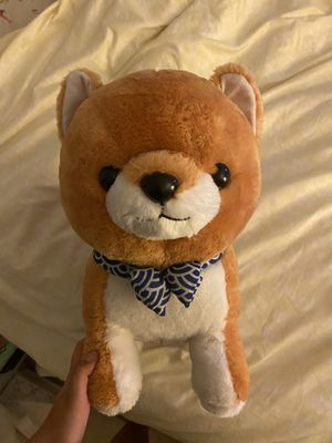Shiba Inu stuffed animal plushie for Sale in West Covina, CA