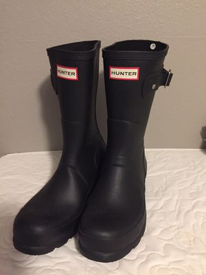 NEW Hunter Rubber Boots for Sale in Westminster, CO