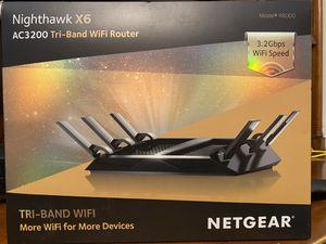 Netgear Nighthawk X6 Router for Sale in Miami, FL