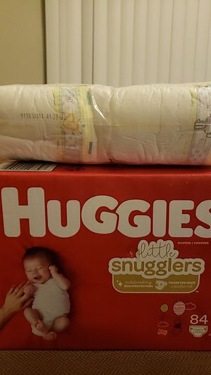 Newborn diapers for Sale in Glendale, AZ