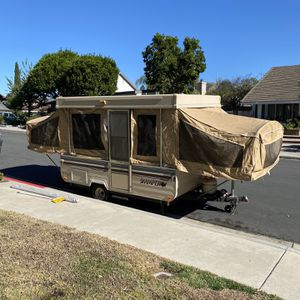 Skamper Pop Up Tent Trailer for Sale in Mission Viejo, CA