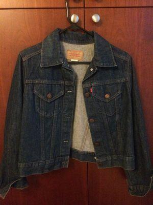 Levi's denim jacket Size Youth L for Sale in Philadelphia, PA