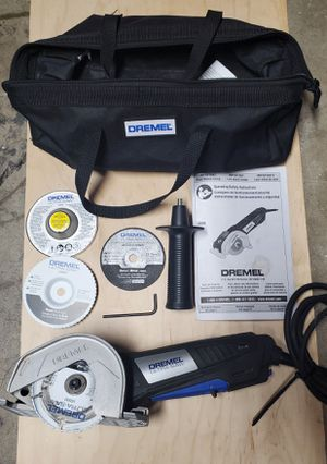 Dremel Ultra Saw Tool Kit Corded 110V Cutting Power Tool for Sale in Hawthorne, CA