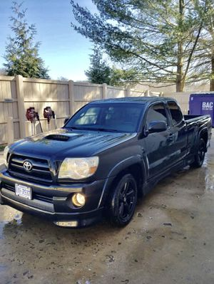 2007 Toyota Tacoma Access Cab X-Runner Pickup 4D 6 ft for Sale in Marshall, VA