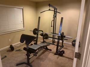 Apex home gym for Sale in Prineville, OR