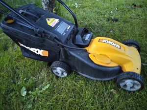 Worx lawn mower 24v battery. for Sale in Salem, OR