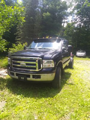 Trade ? Only 83k miles 5 . 4 won't start ....05 ford f 350 extended cab for Sale in Tobyhanna, PA