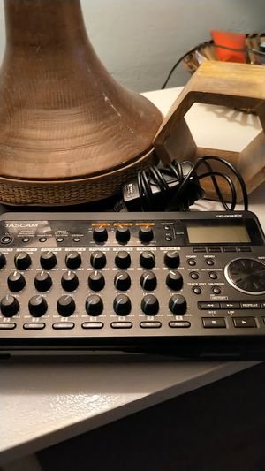 Tascam DP-008EX Pocket studio!!! for Sale in Las Vegas, NV