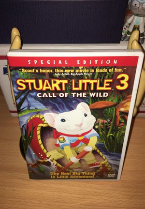 Stuart Little 3 — DVD for Sale in Cerritos, CA