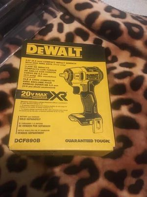 DeWalt xr 20 volts for Sale in Bakersfield, CA