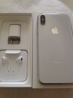 MINT CONDITION Apple iPhone X 64GB (T-MOBILE) UNLOCKED $465 FIRM for Sale in Santa Ana, CA