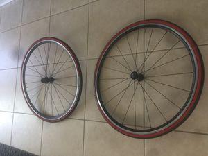 Road Bike Specialized 700c x 25 wheelset for Sale in Miami, FL