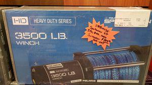 3500 lb winch Polaris Sportsman / Scrambler for Sale in Tacoma, WA
