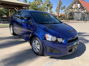 2012 Chevrolet Sonic LTZ Turbo Fully Loaded Cold AC for Sale in Mesa, AZ