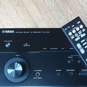 Yamaha RX-A730 Receiver/Amplifier for Sale in San Clemente, CA
