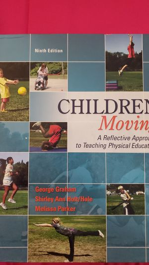 College book- Children Moving 9th edition for Sale in Anaheim, CA