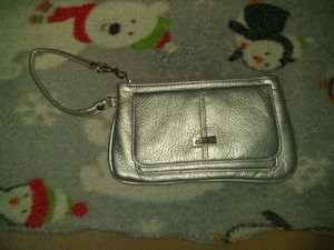 Silver hand bag for Sale in Bloomer, WI