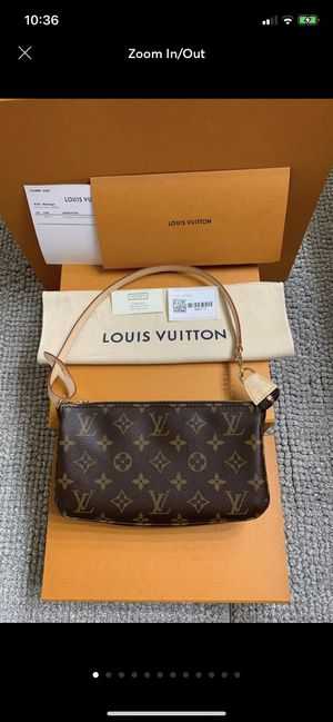 Louis Vuitton Accessories Pochette bag for Sale in Powell, OH