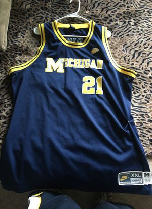 University of Michigan Jersey for Sale in Silver Spring, MD