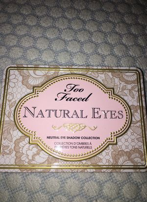 too faced pallet for Sale in Santee, CA