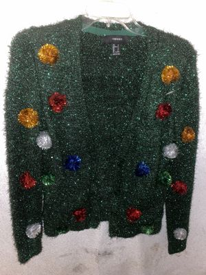 Christmas sweater from forever 21 size small for Sale in Anaheim, CA