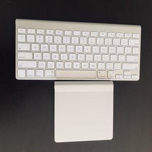 Apple Magic Keyboard and Magic Trackpad for Sale in Reston, VA