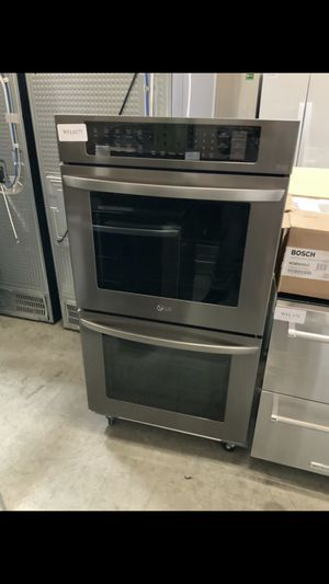 "Brand New LG 30"" Black Stainless Convection Wall oven 1 Year Warranty! for Sale in San Ramon, CA"
