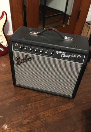 Fender Vibrochamp tube modeling amp for Sale in Congerville, IL