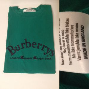 Vintage Burberry T for Sale in Baltimore, MD