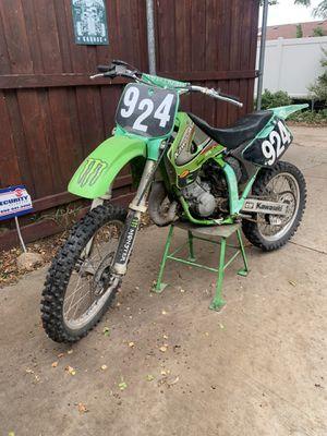 Kawasaki kx125 for Sale in Richardson, TX