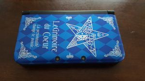 Nintendo 3DS XL Persona Blue Limited Edition w/ 32 GB card of 3DS games CFW. for Sale in Lake Worth, FL
