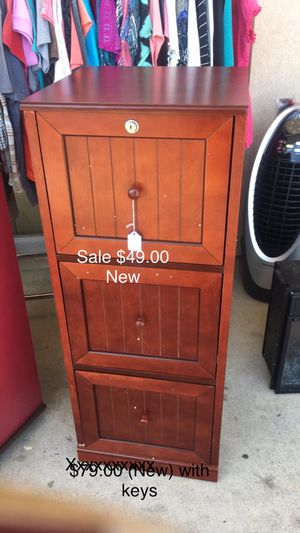 Filing Cabinet (New) for Sale in Fort Leonard Wood, MO